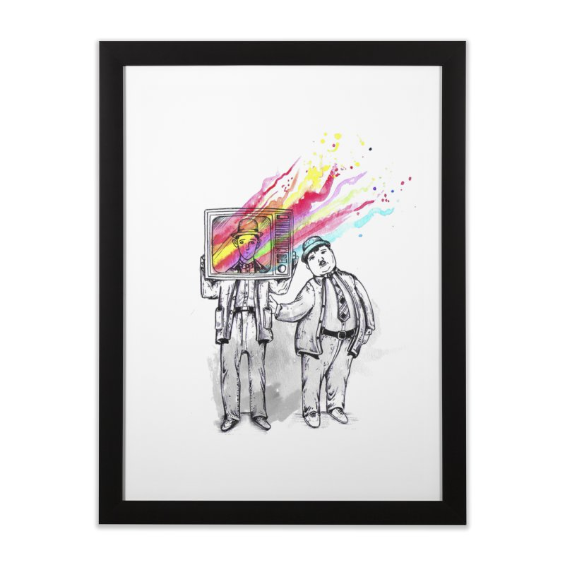 Colors beyond Home Framed Fine Art Print by jackduarte's Artist Shop