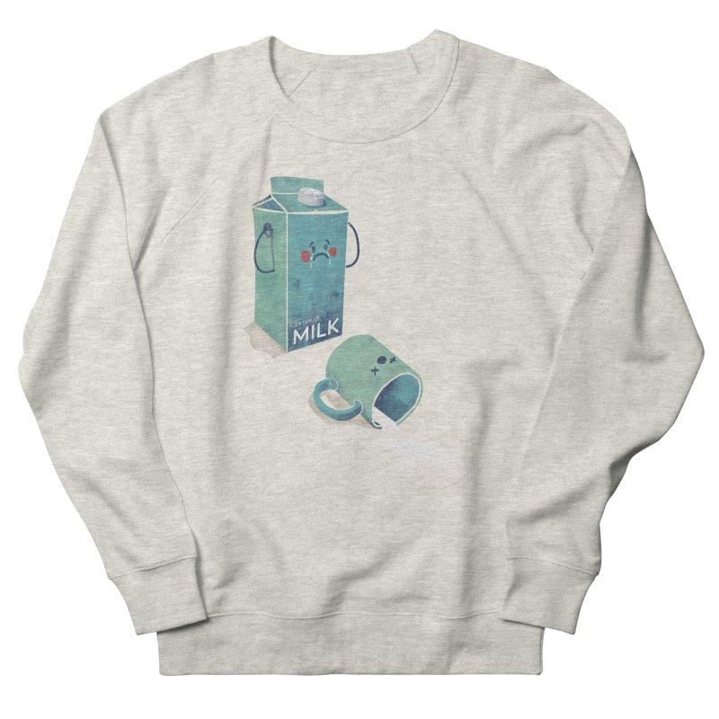 Don't cry for milk Men's Sweatshirt by jackduarte's Artist Shop