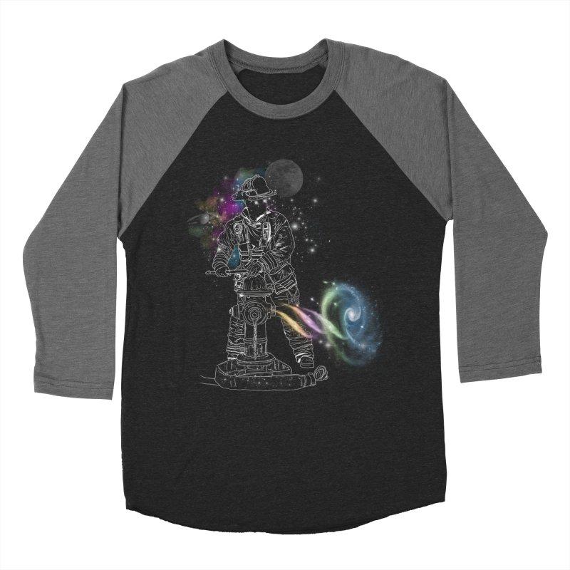 Space man Women's Longsleeve T-Shirt by jackduarte's Artist Shop