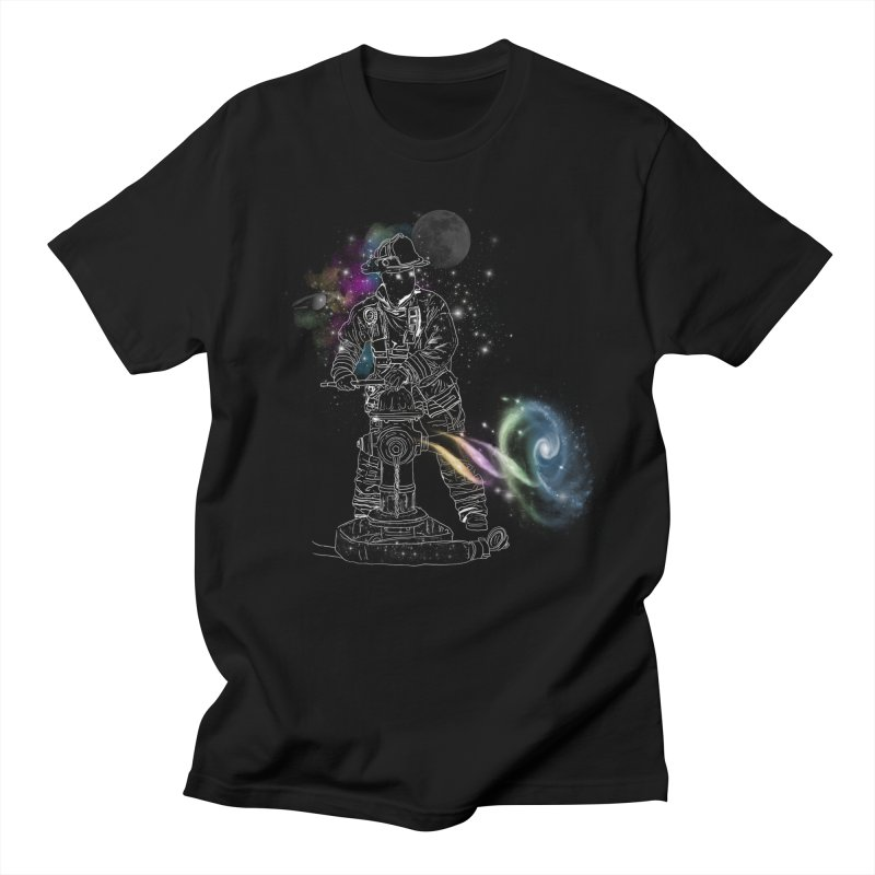 Space man Men's T-shirt by jackduarte's Artist Shop