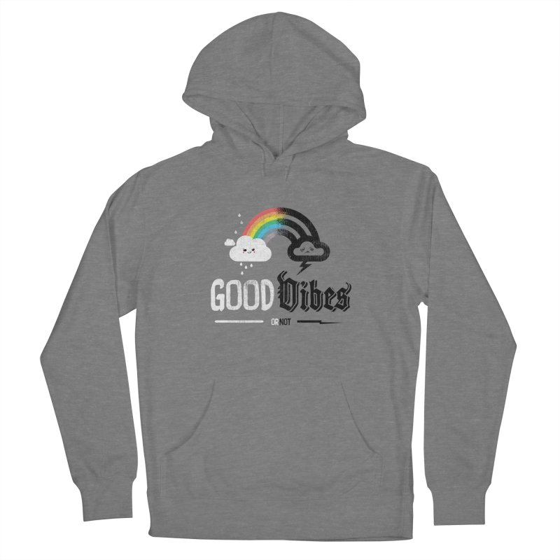 Good vibes Men's Pullover Hoody by jackduarte's Artist Shop