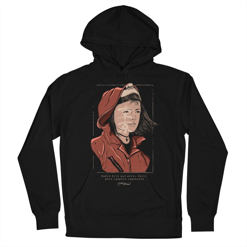 Tokyo Women's French Terry Pullover Hoody by jackduarte's Artist Shop