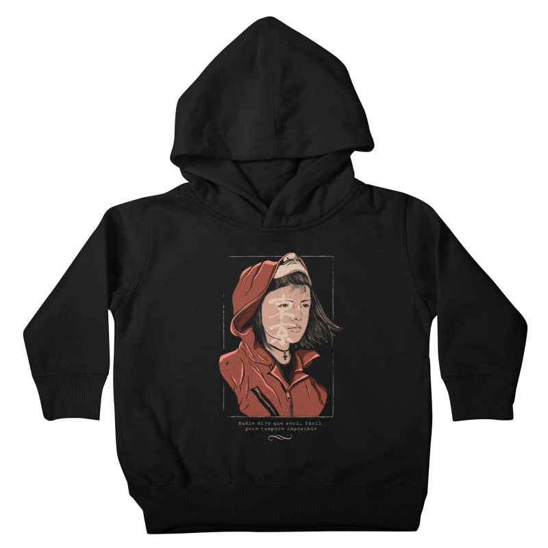 Tokyo Kids Toddler Pullover Hoody by jackduarte's Artist Shop