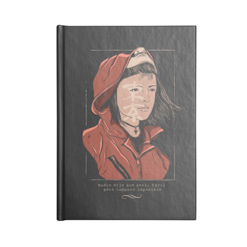 Tokyo Accessories Notebook by jackduarte's Artist Shop