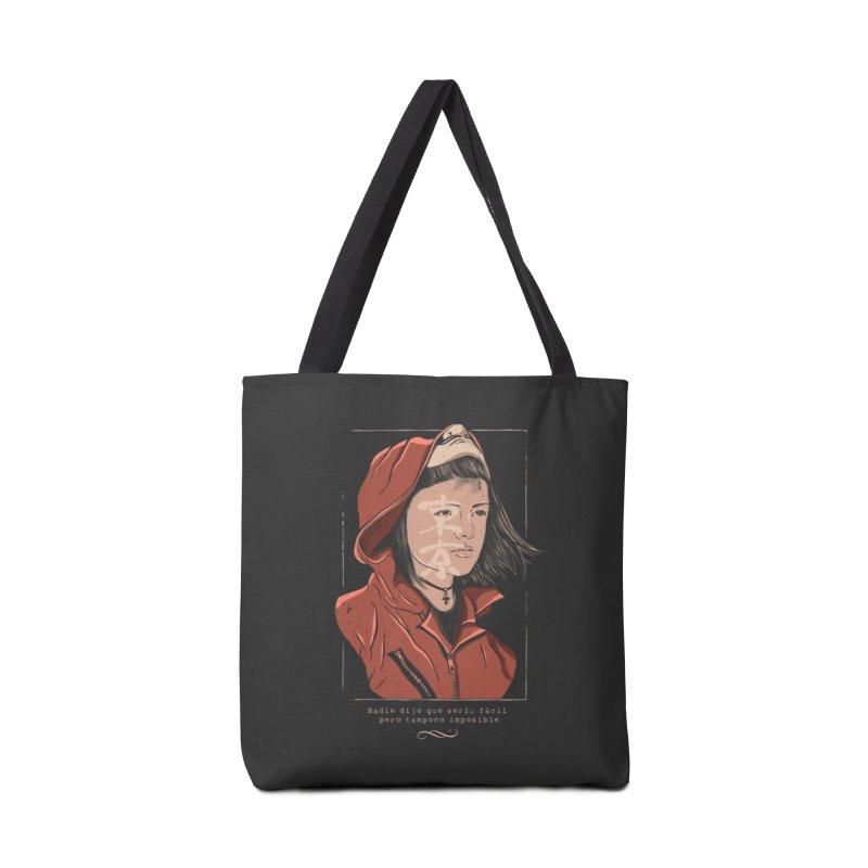Tokyo Accessories Bag by jackduarte's Artist Shop