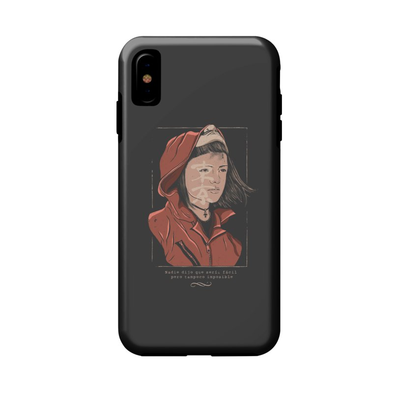 Tokyo Accessories Phone Case by jackduarte's Artist Shop