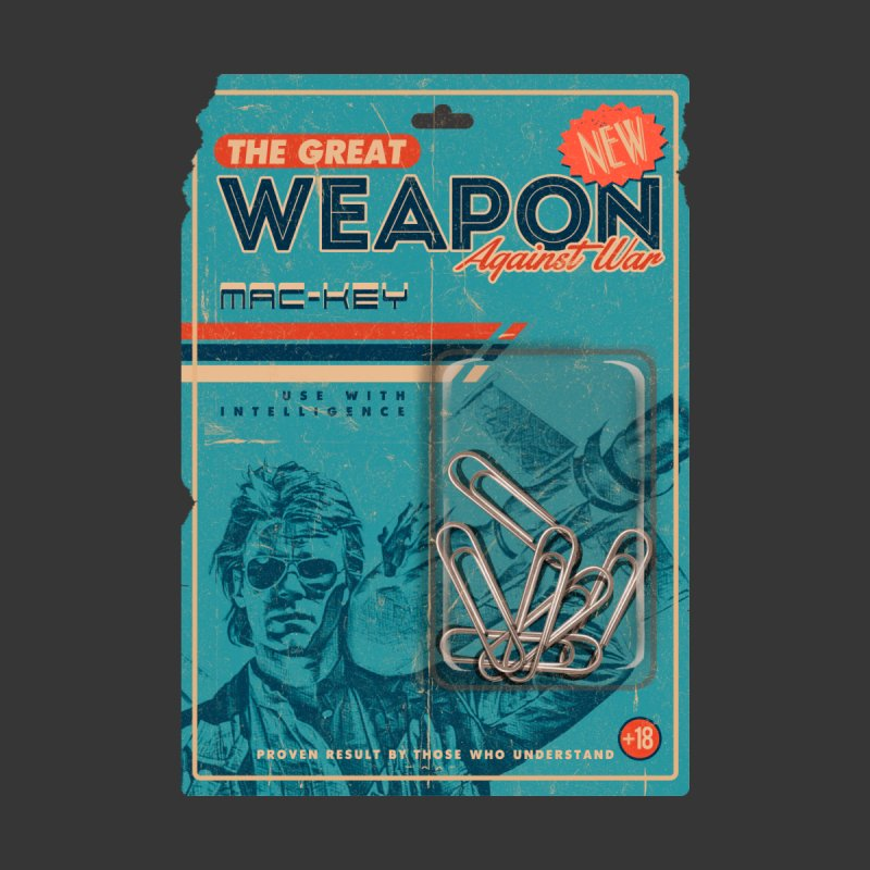 Great weapon Home Stretched Canvas by jackduarte's Artist Shop