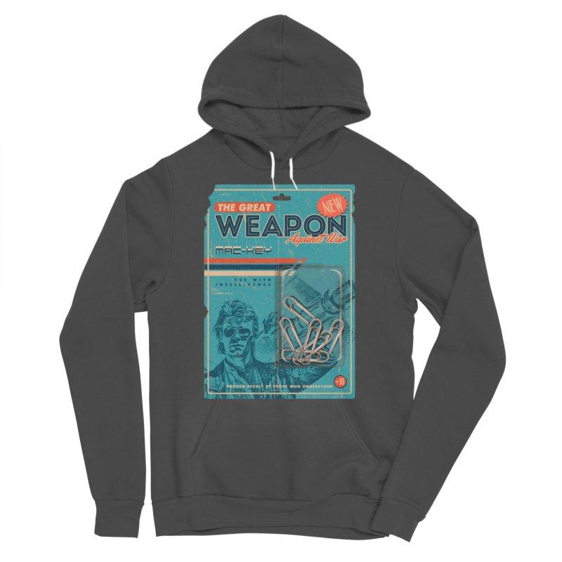 Great weapon Men's Pullover Hoody by jackduarte's Artist Shop