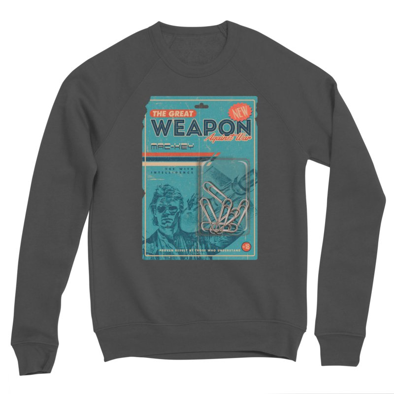 Great weapon Women's Sweatshirt by jackduarte's Artist Shop