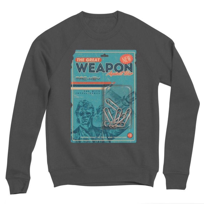 Great weapon Men's Sponge Fleece Sweatshirt by jackduarte's Artist Shop