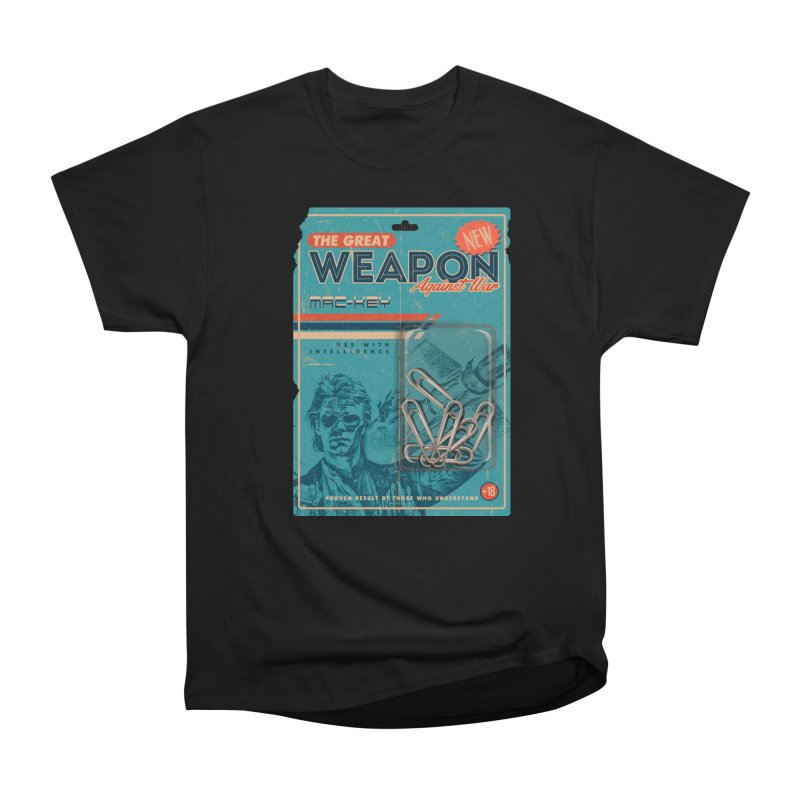 Great weapon Women's T-Shirt by jackduarte's Artist Shop