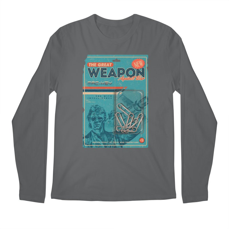 Great weapon Men's Longsleeve T-Shirt by jackduarte's Artist Shop