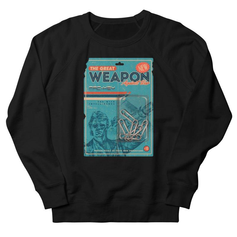 Great weapon Men's Sweatshirt by jackduarte's Artist Shop