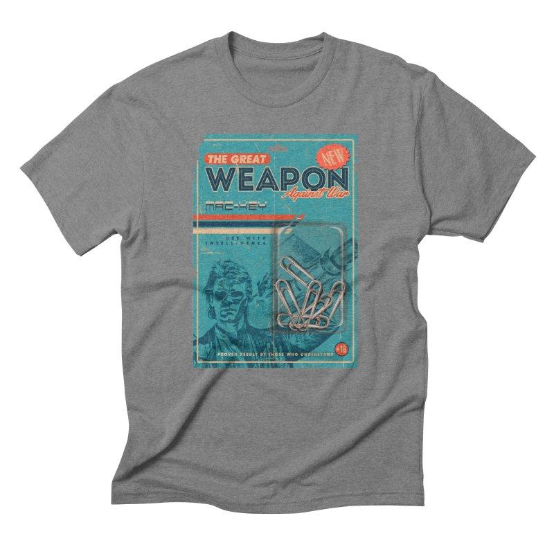 Great weapon Men's T-Shirt by jackduarte's Artist Shop