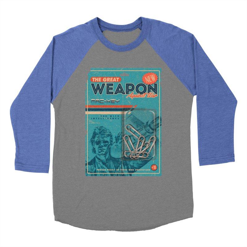 Great weapon Women's Longsleeve T-Shirt by jackduarte's Artist Shop