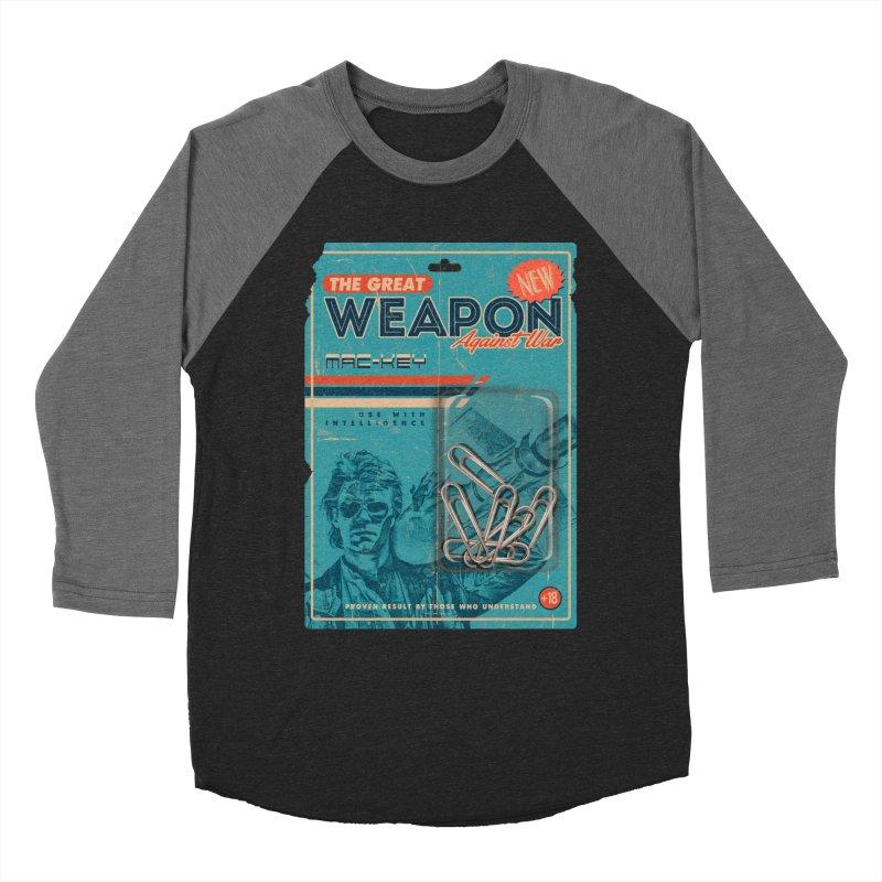 Great weapon Men's Longsleeve T-Shirt by jackduarte's Artist Shop