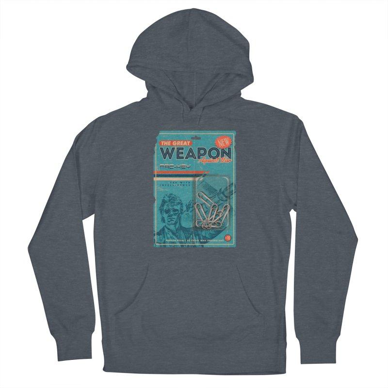 Great weapon Women's Pullover Hoody by jackduarte's Artist Shop