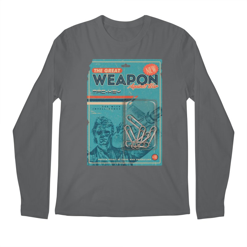 Great weapon Men's Regular Longsleeve T-Shirt by jackduarte's Artist Shop