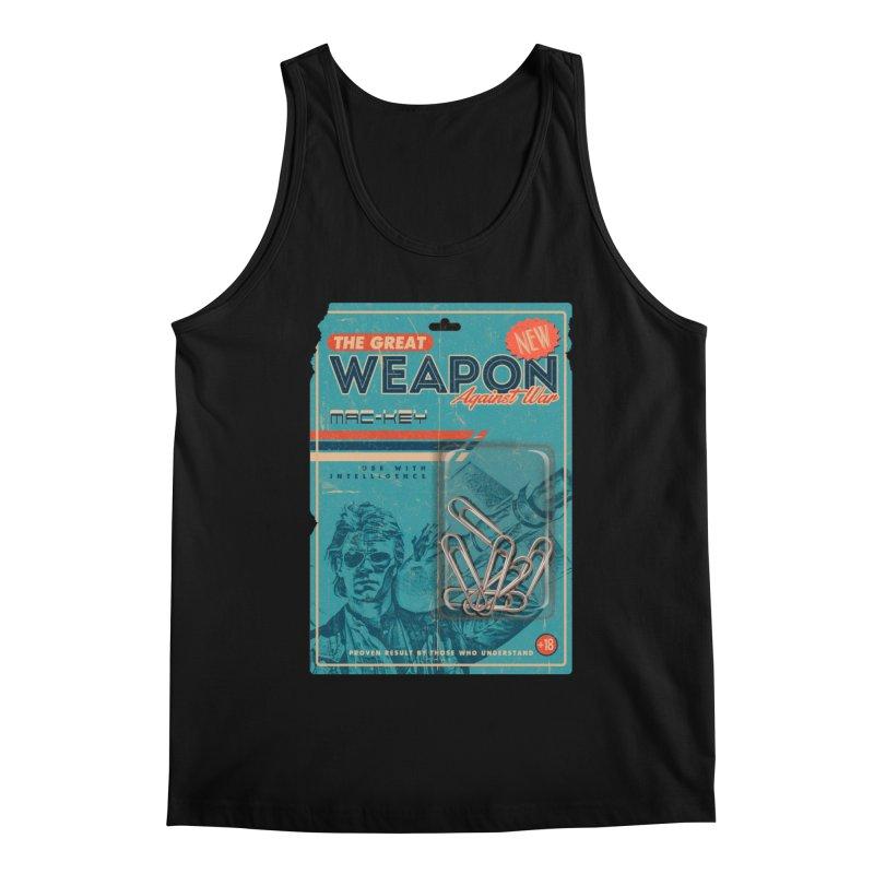 Great weapon Men's Regular Tank by jackduarte's Artist Shop