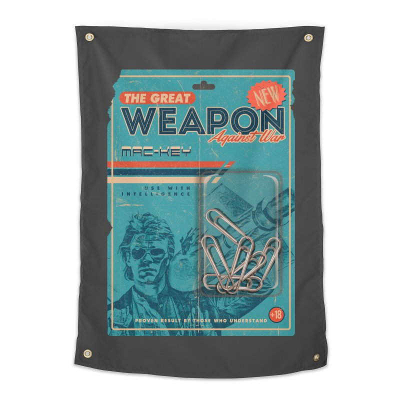 Great weapon Home Tapestry by jackduarte's Artist Shop