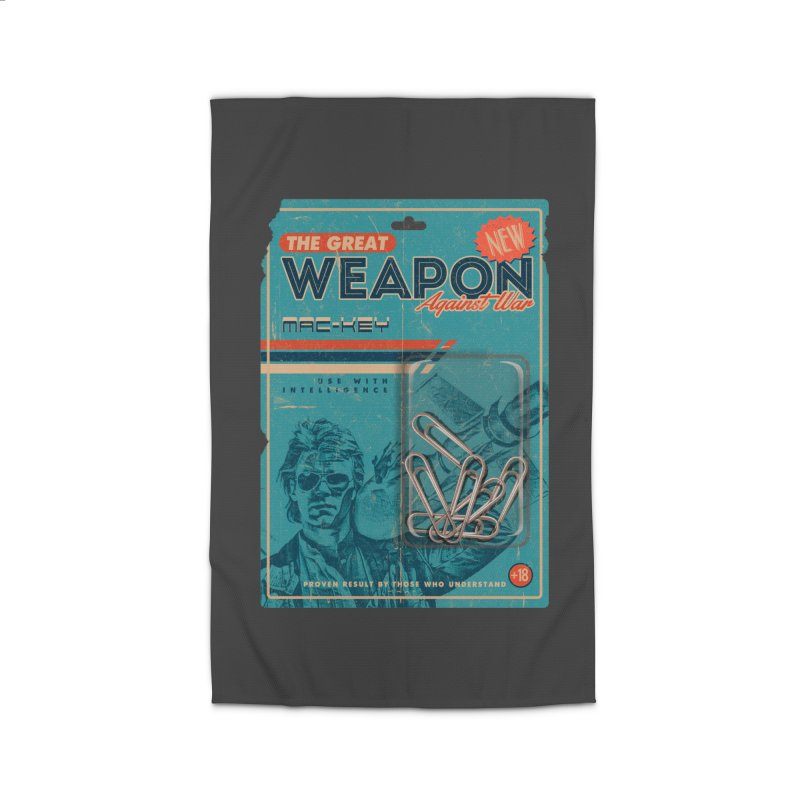 Great weapon Home Rug by jackduarte's Artist Shop