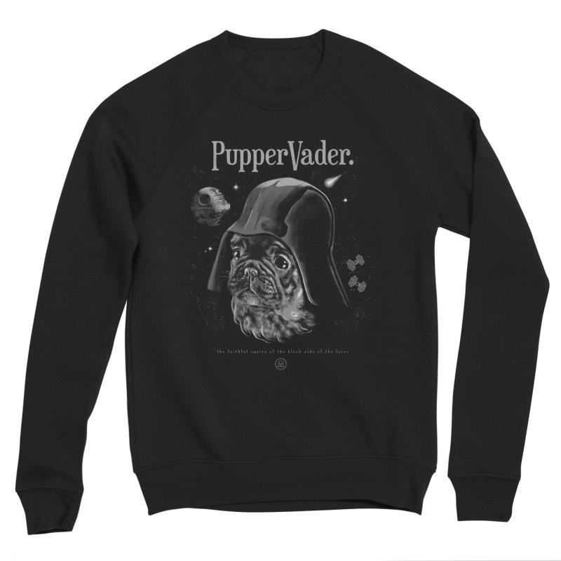 Pupper vader Women's Sweatshirt by jackduarte's Artist Shop