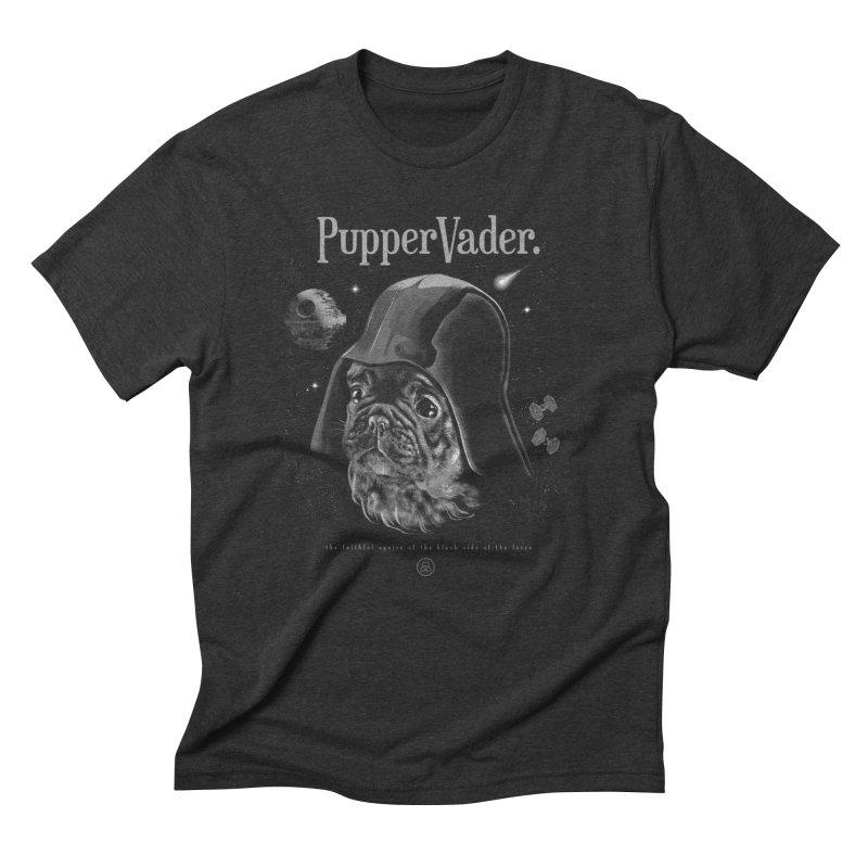 Pupper vader Men's T-Shirt by jackduarte's Artist Shop