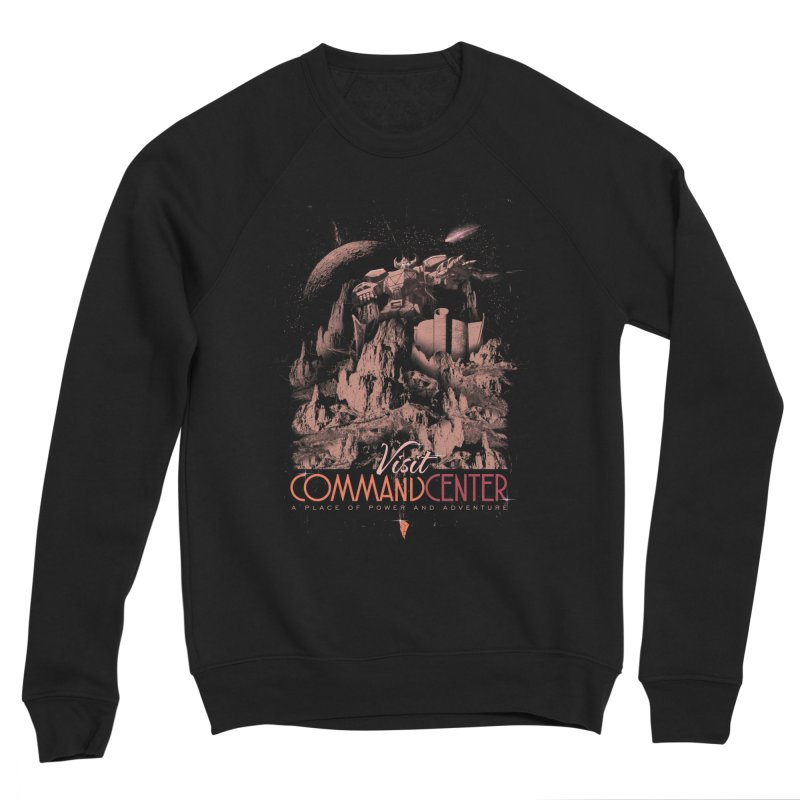 Visit CommandCenter Women's Sponge Fleece Sweatshirt by jackduarte's Artist Shop