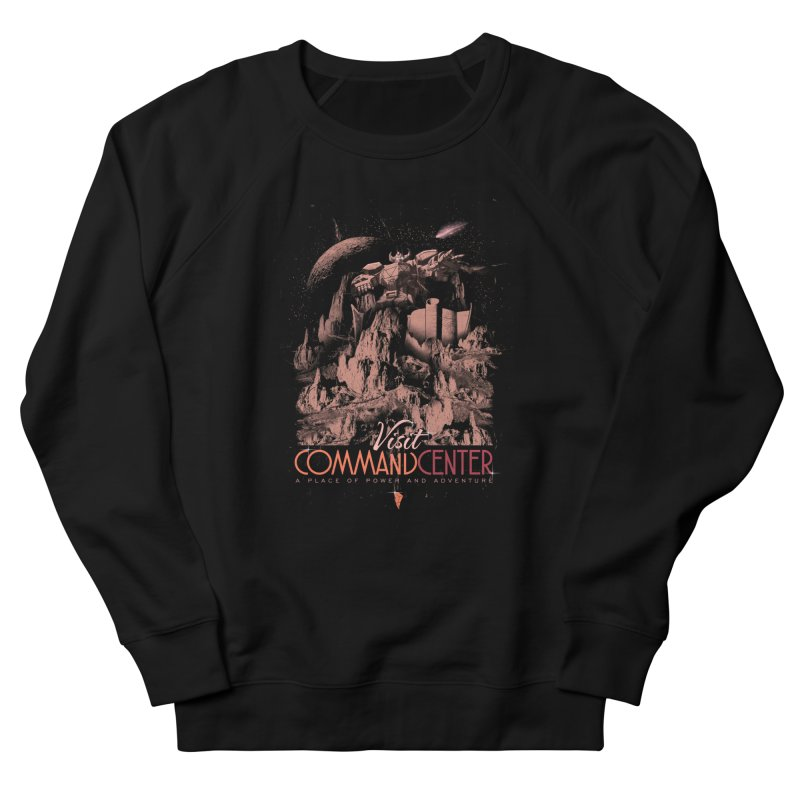 Visit CommandCenter Women's Sweatshirt by jackduarte's Artist Shop