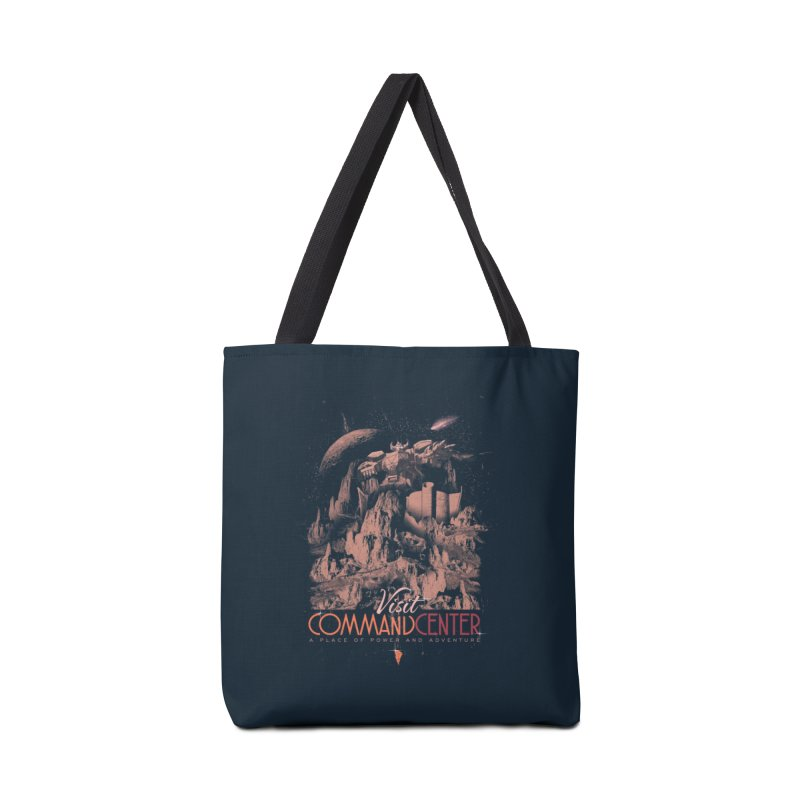 Visit CommandCenter Accessories Tote Bag Bag by jackduarte's Artist Shop
