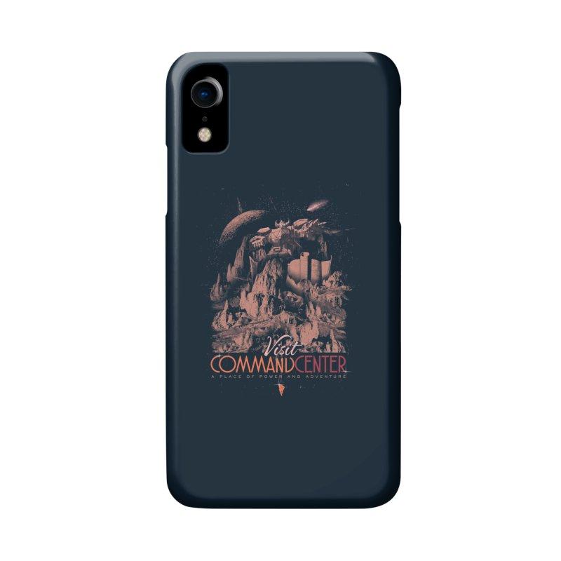 Visit CommandCenter Accessories Phone Case by jackduarte's Artist Shop