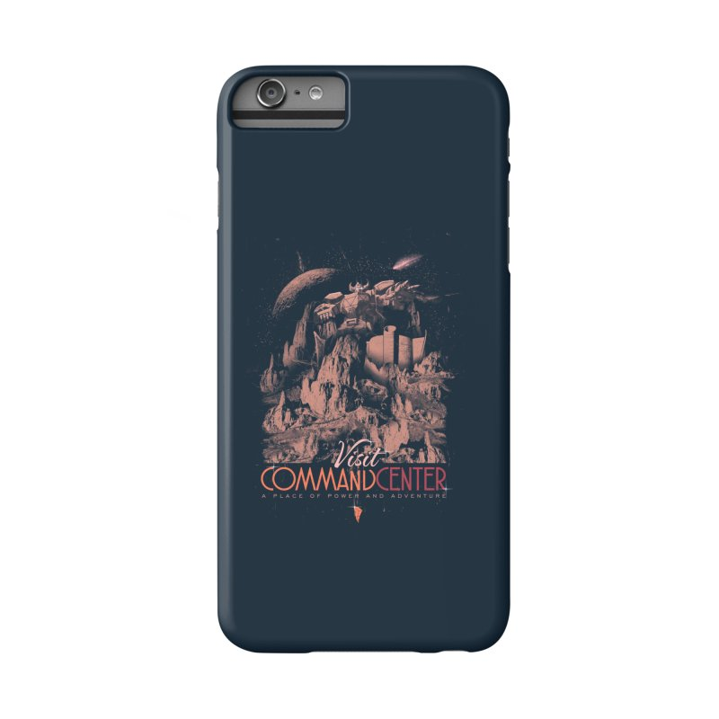 Visit CommandCenter Accessories Phone Case by jackduarte's Artist Shop