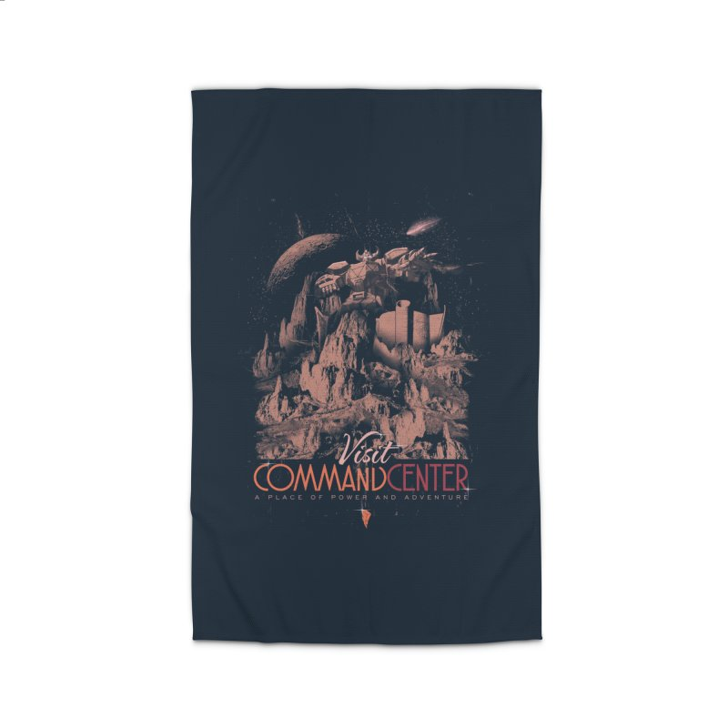 Visit CommandCenter Home Rug by jackduarte's Artist Shop