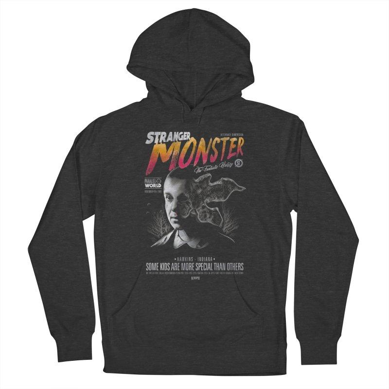 Stranger monster Men's Pullover Hoody by jackduarte's Artist Shop