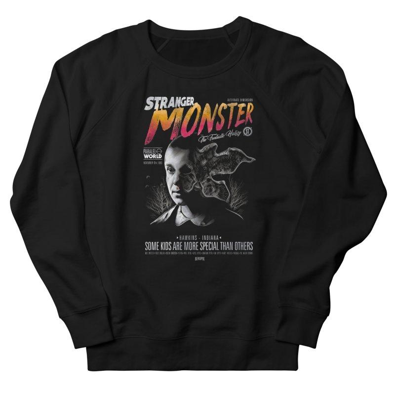 Stranger monster Women's Sweatshirt by jackduarte's Artist Shop