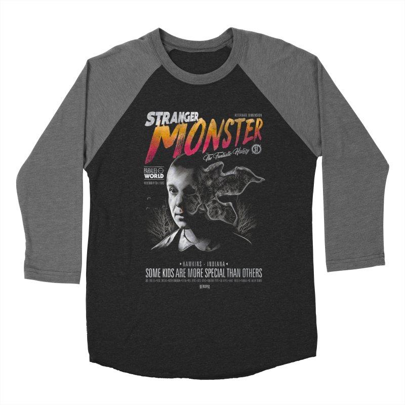 Stranger monster Women's Longsleeve T-Shirt by jackduarte's Artist Shop