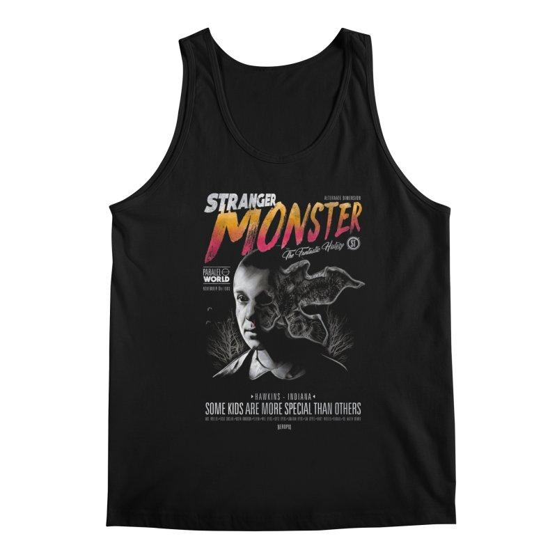 Stranger monster Men's Regular Tank by jackduarte's Artist Shop