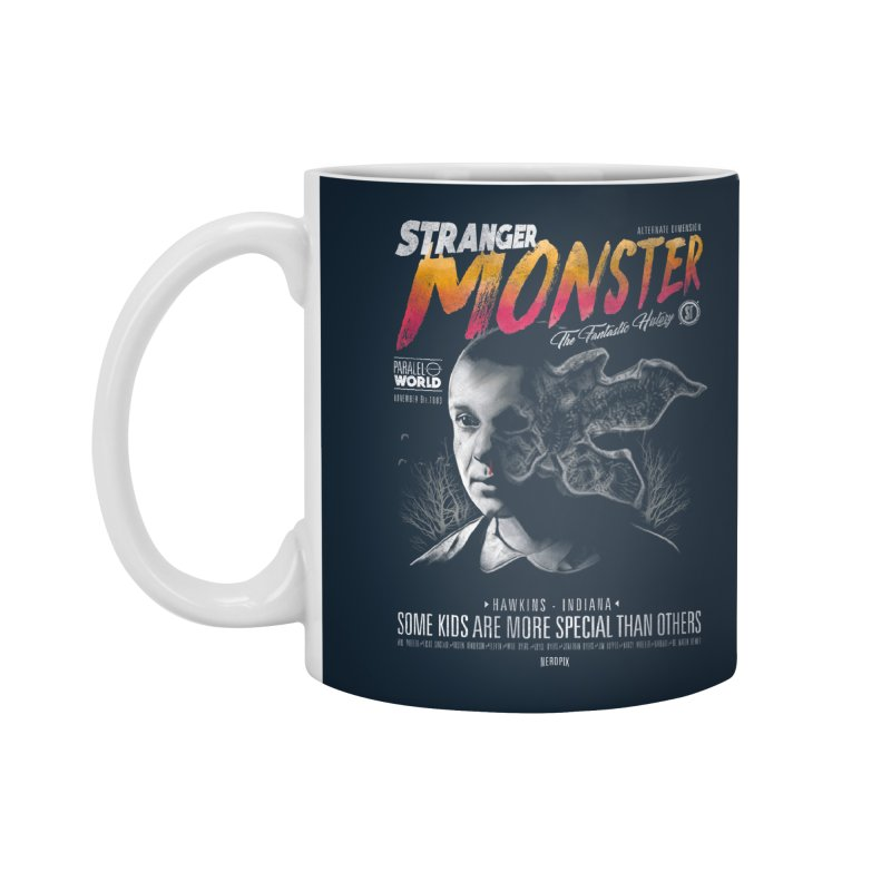 Stranger monster Accessories Standard Mug by jackduarte's Artist Shop