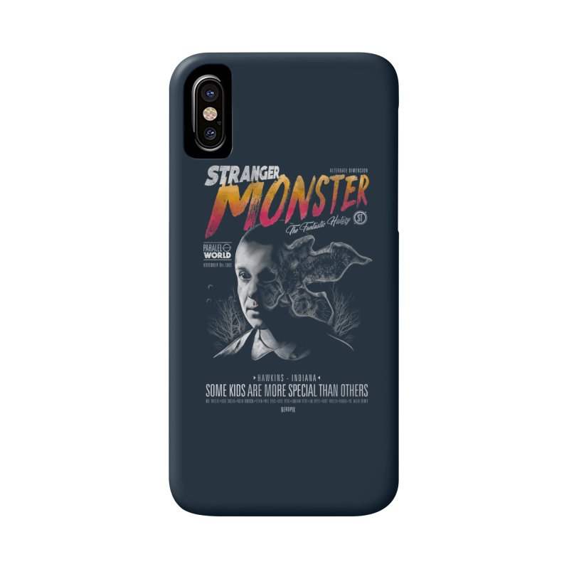 Stranger monster Accessories Phone Case by jackduarte's Artist Shop