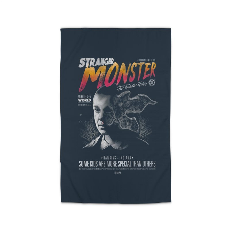 Stranger monster Home Rug by jackduarte's Artist Shop