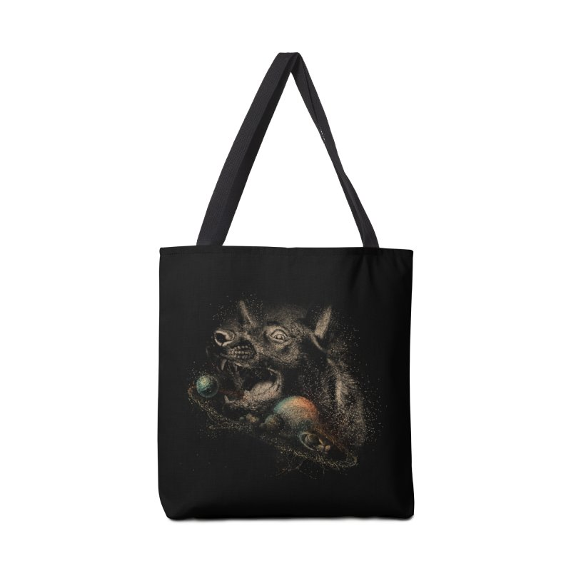 Dog space Accessories Tote Bag Bag by jackduarte's Artist Shop