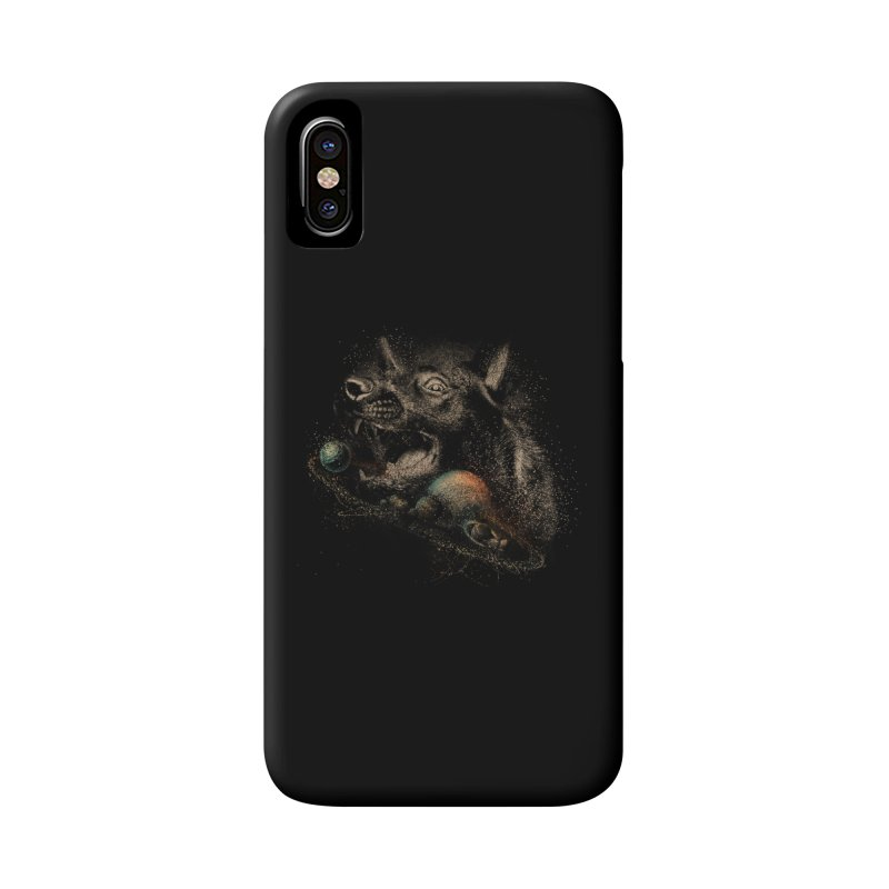 Dog space Accessories Phone Case by jackduarte's Artist Shop