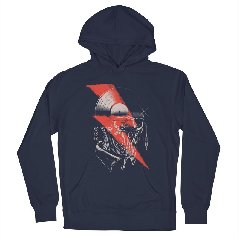 Music mind Men's Pullover Hoody by jackduarte's Artist Shop