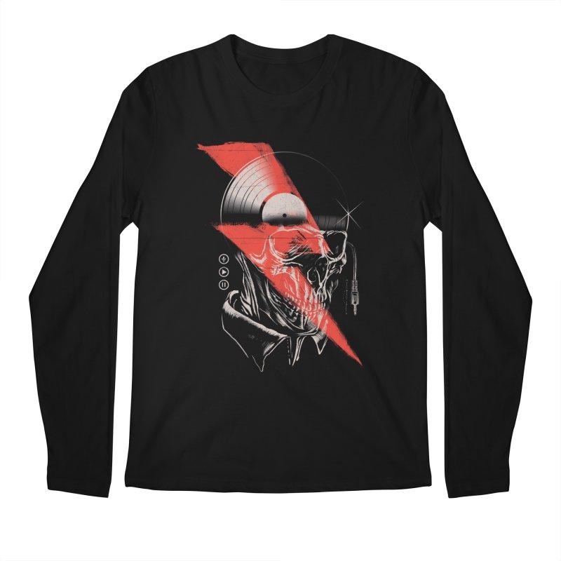 Music mind Men's Regular Longsleeve T-Shirt by jackduarte's Artist Shop