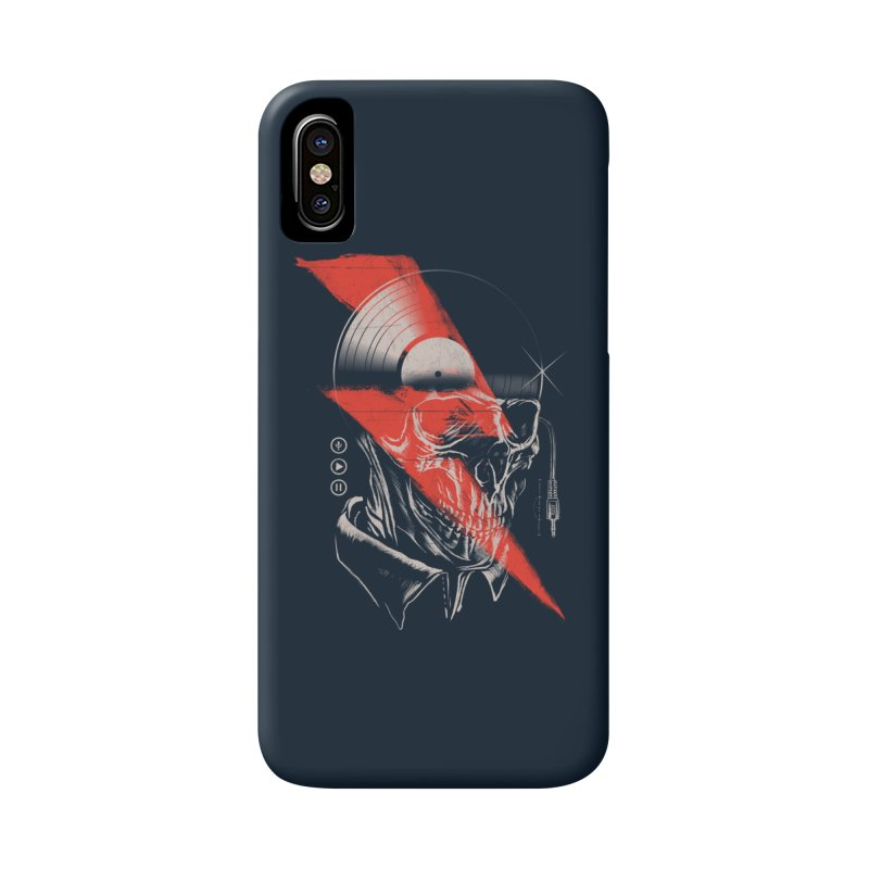 Music mind Accessories Phone Case by jackduarte's Artist Shop