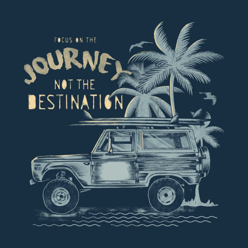 Journey Men's Sweatshirt by jackduarte's Artist Shop