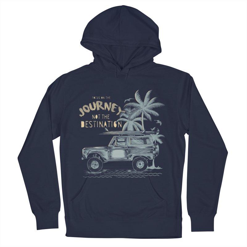 Journey Men's Pullover Hoody by jackduarte's Artist Shop