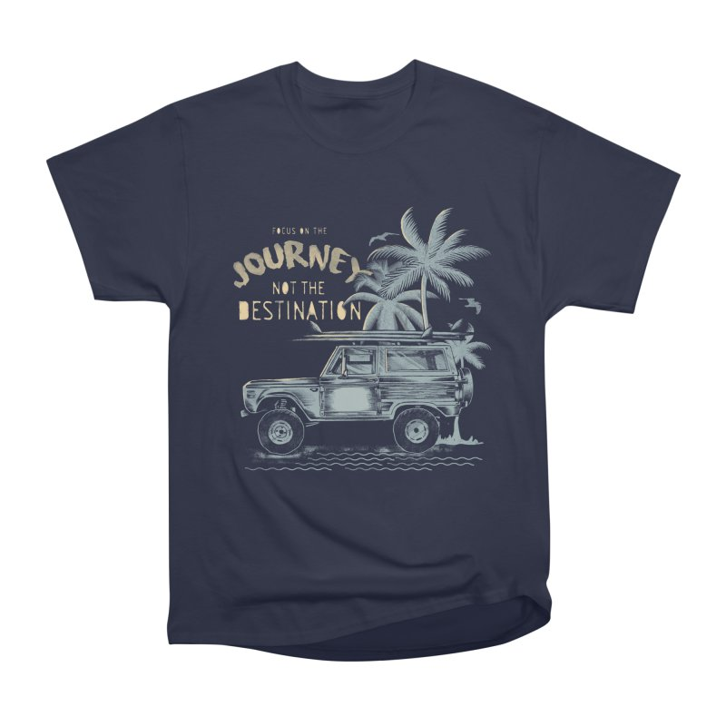 Journey Men's Heavyweight T-Shirt by jackduarte's Artist Shop