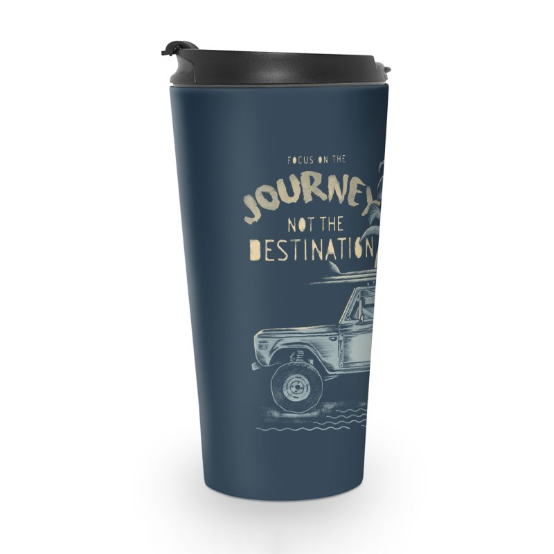 Journey Accessories Mug by jackduarte's Artist Shop