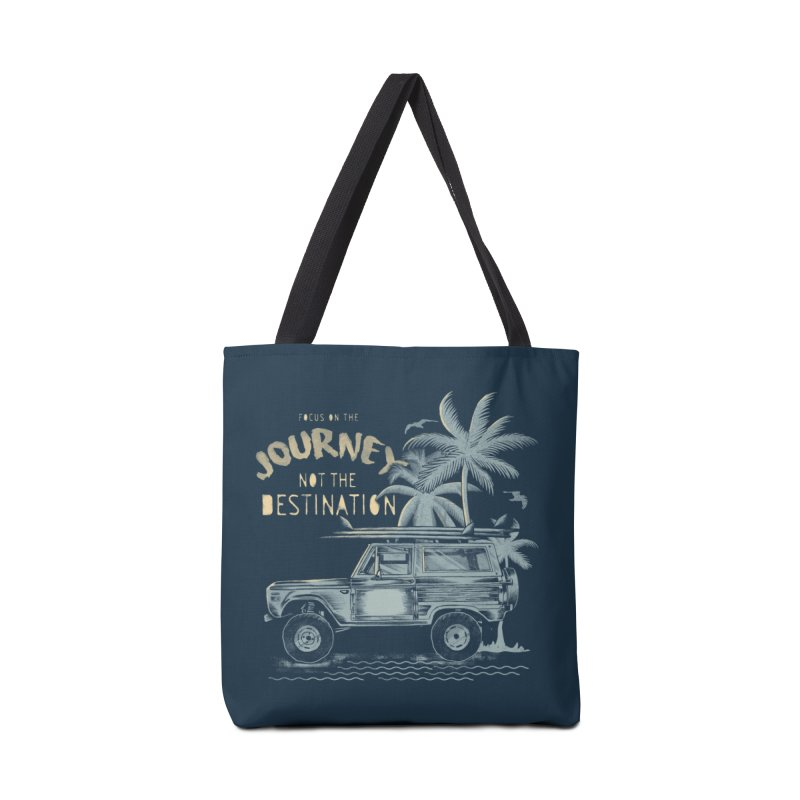 Journey Accessories Tote Bag Bag by jackduarte's Artist Shop